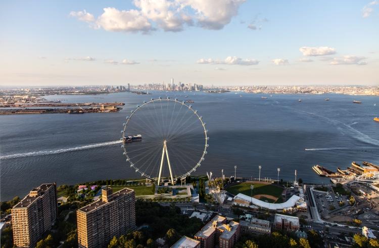The NY Wheel