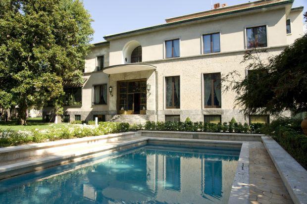 Villa Necchi Campiglio, Milano - Foto Giorgio Majno, Fotografo 2008 © Archivio FAI - Fondo Ambiente Italiano