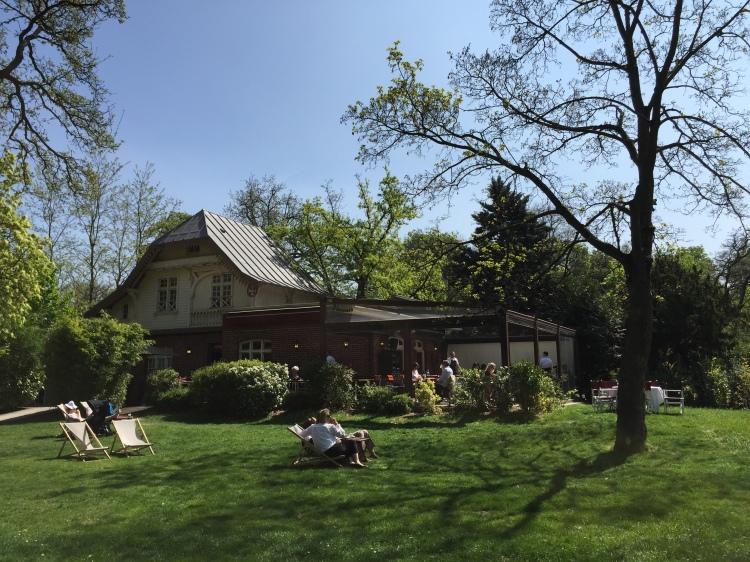 Giardino d'Acclimatazione a Parigi